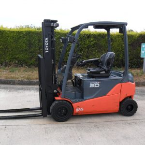 Used Toyota 8FBMT20 Forklift Truck